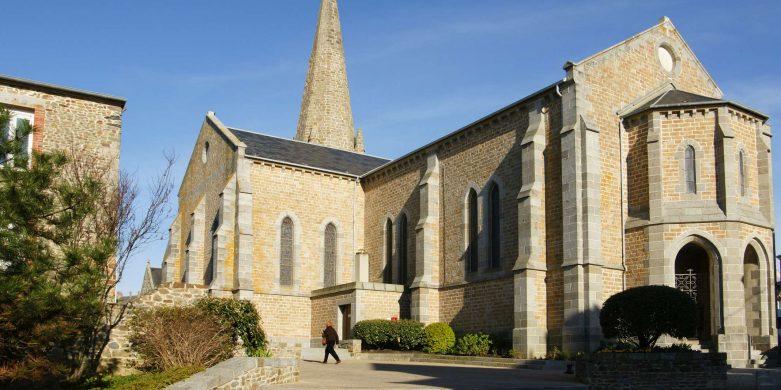 Eglise de Saint-Pair-sur-Mer