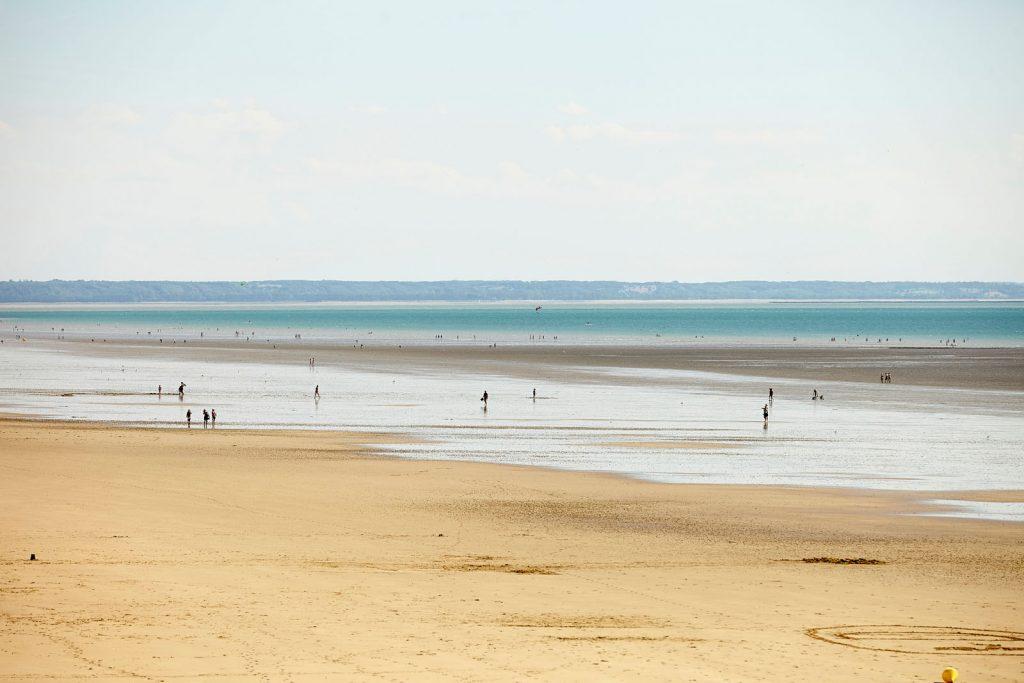 Plage de Saint-Pair-sur-Mer