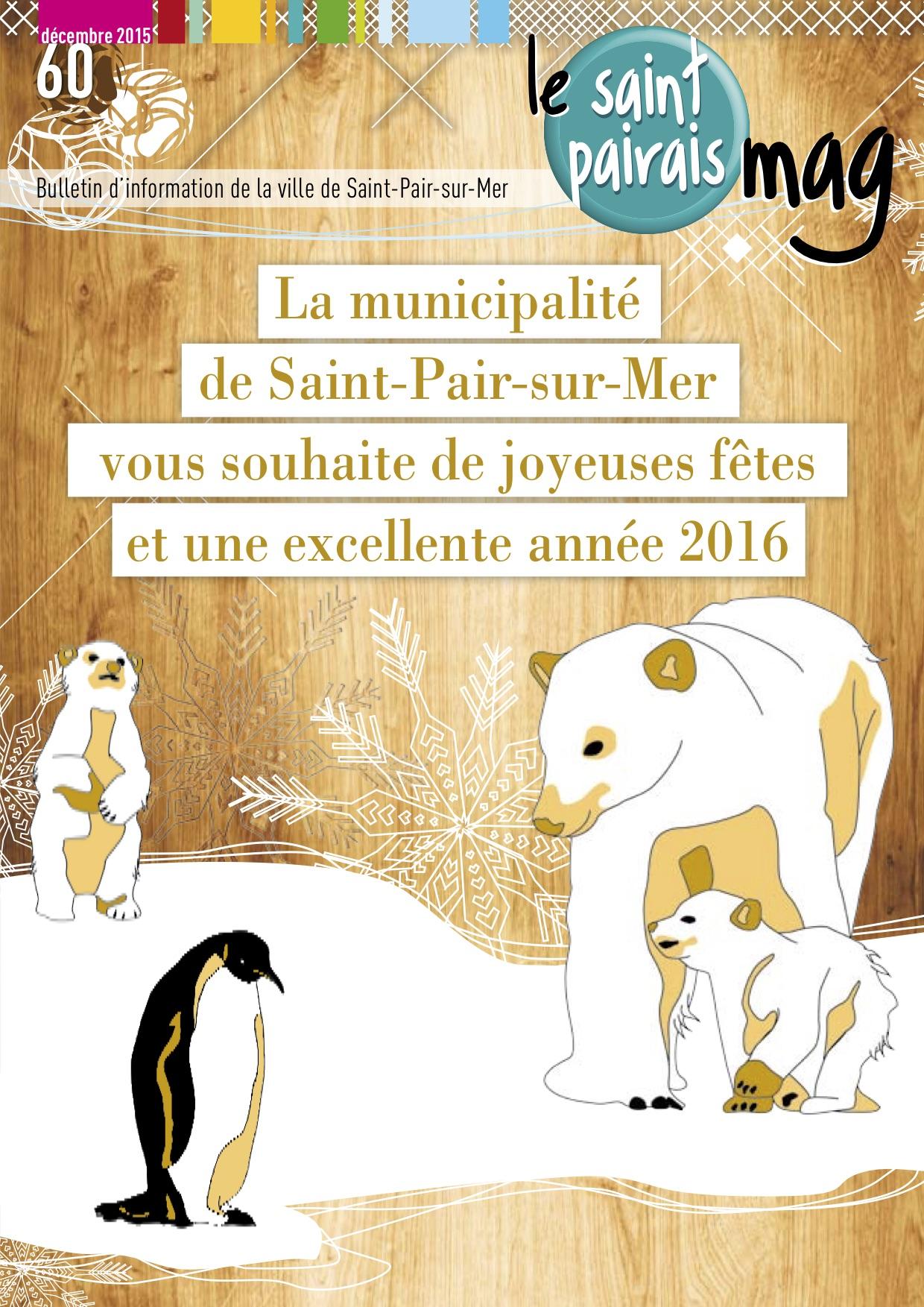Saint Pairais Mag n°60
