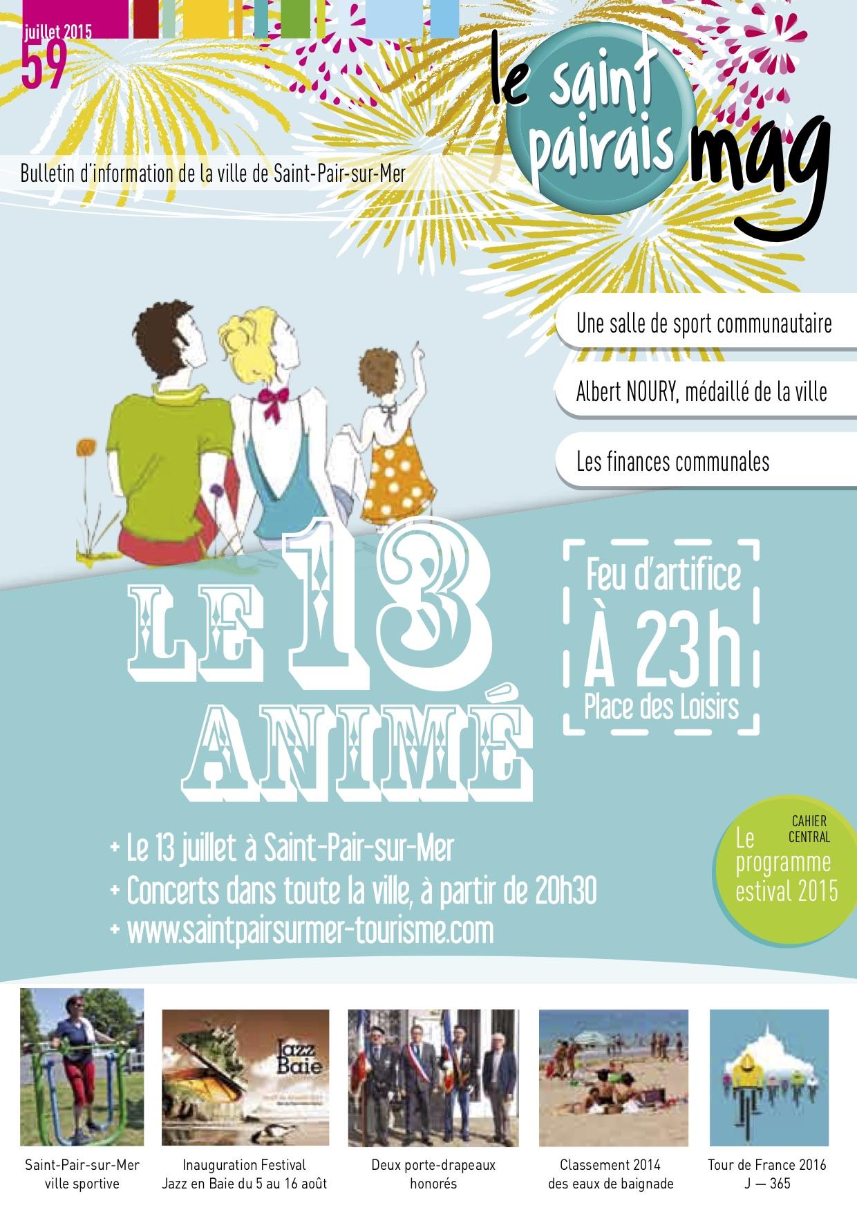 Saint Pairais Mag n°59
