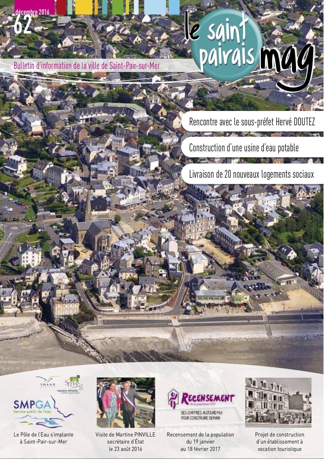Saint Pairais Mag n°62