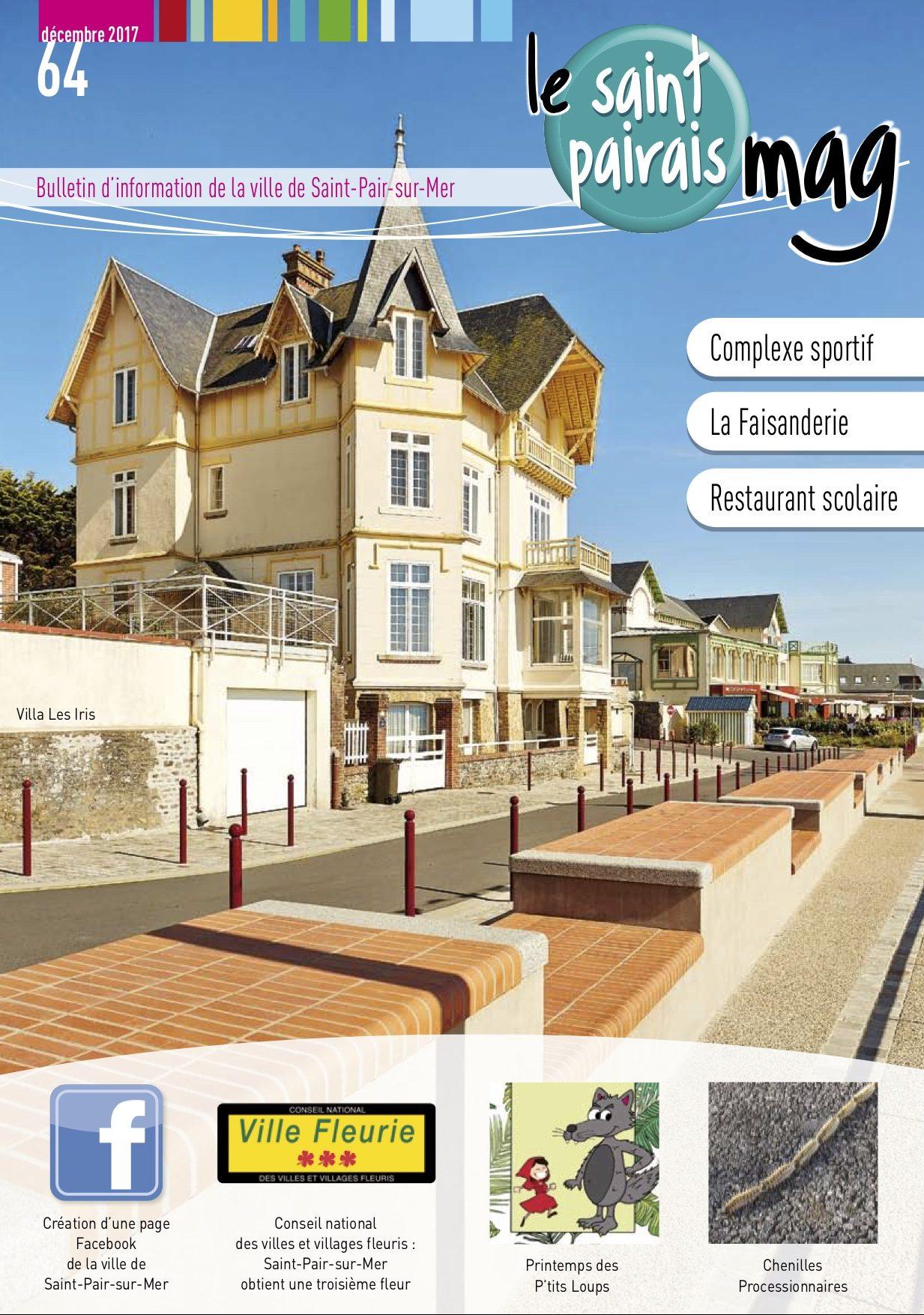 Saint Pairais Mag n°64