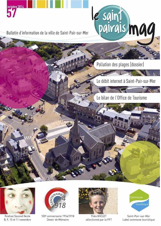 Saint Pairais Mag n°57
