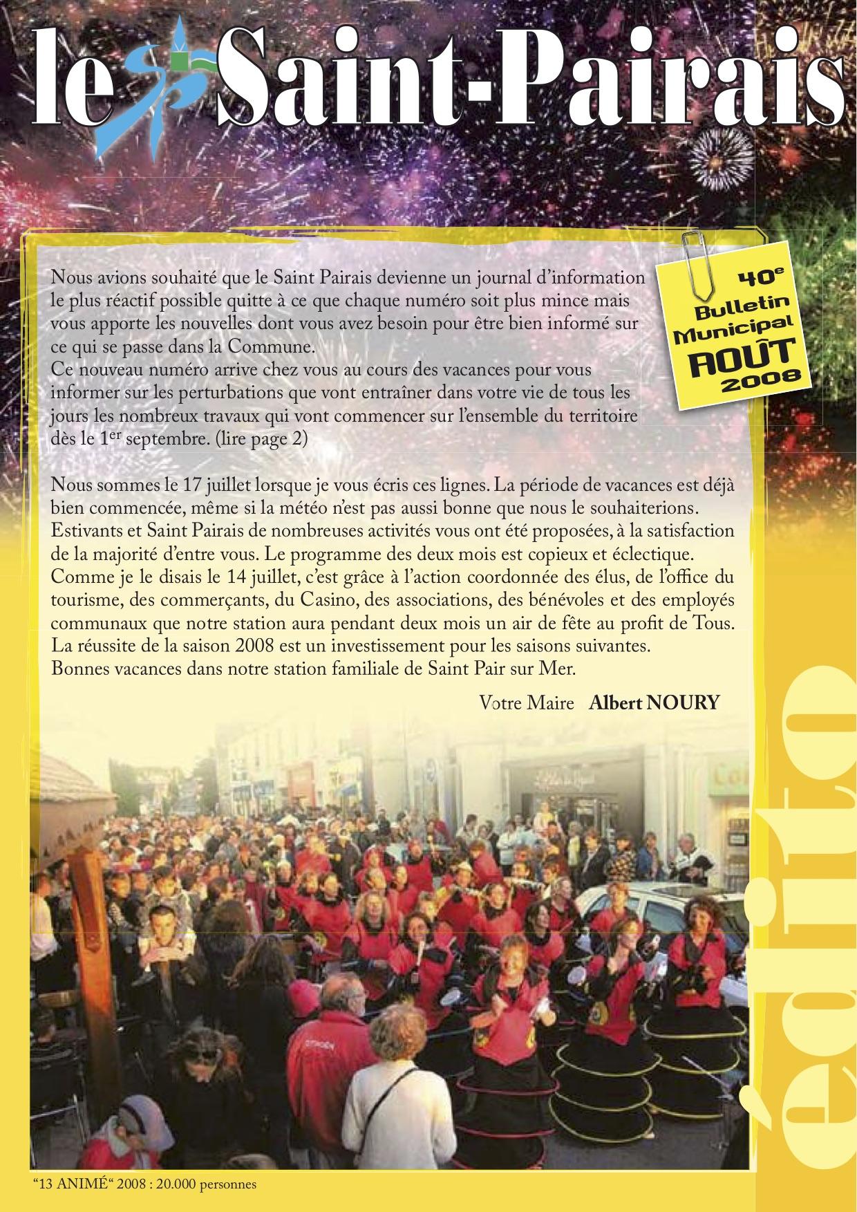 Saint Pairais n°40