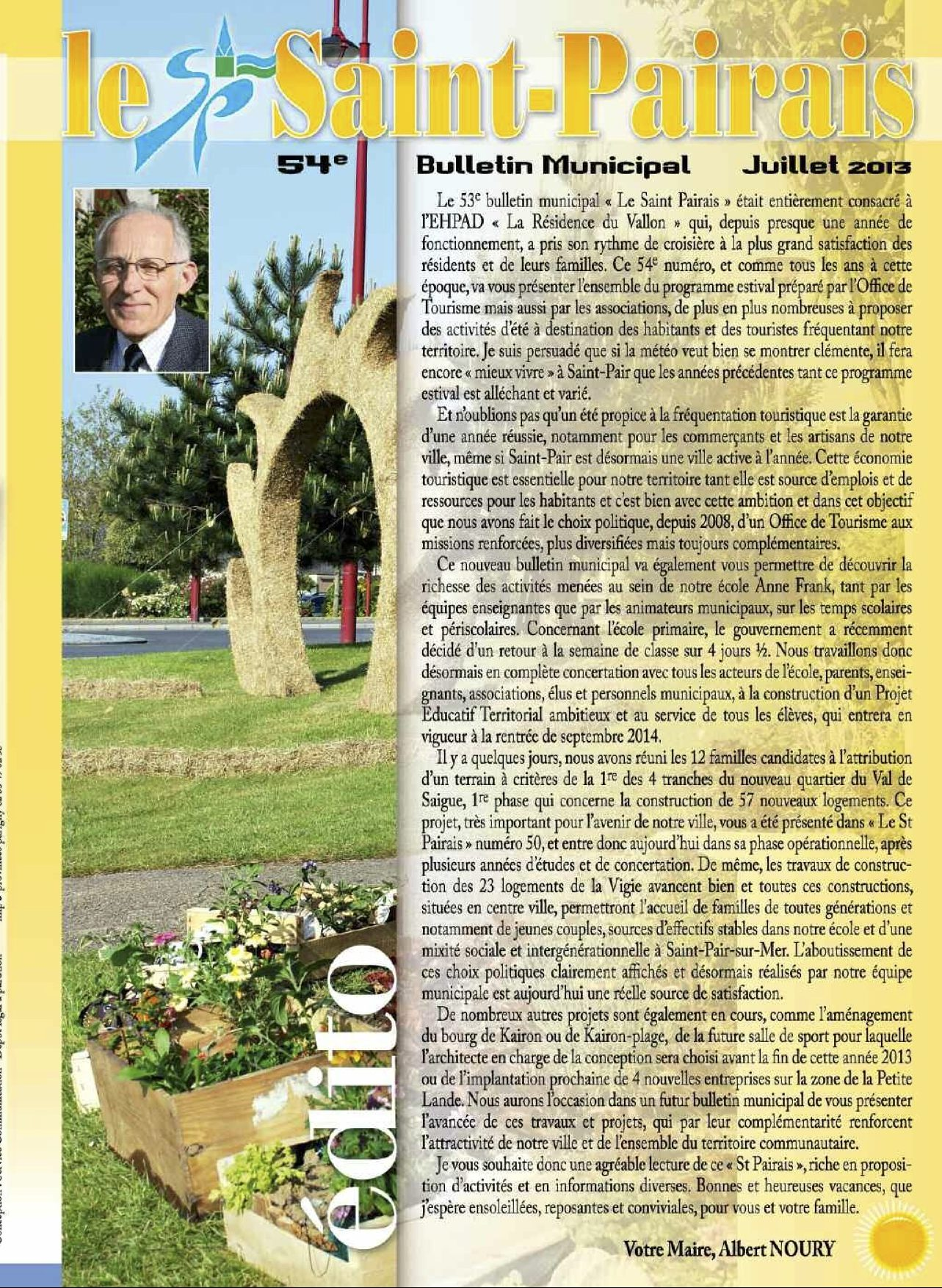 Saint Pairais n°54