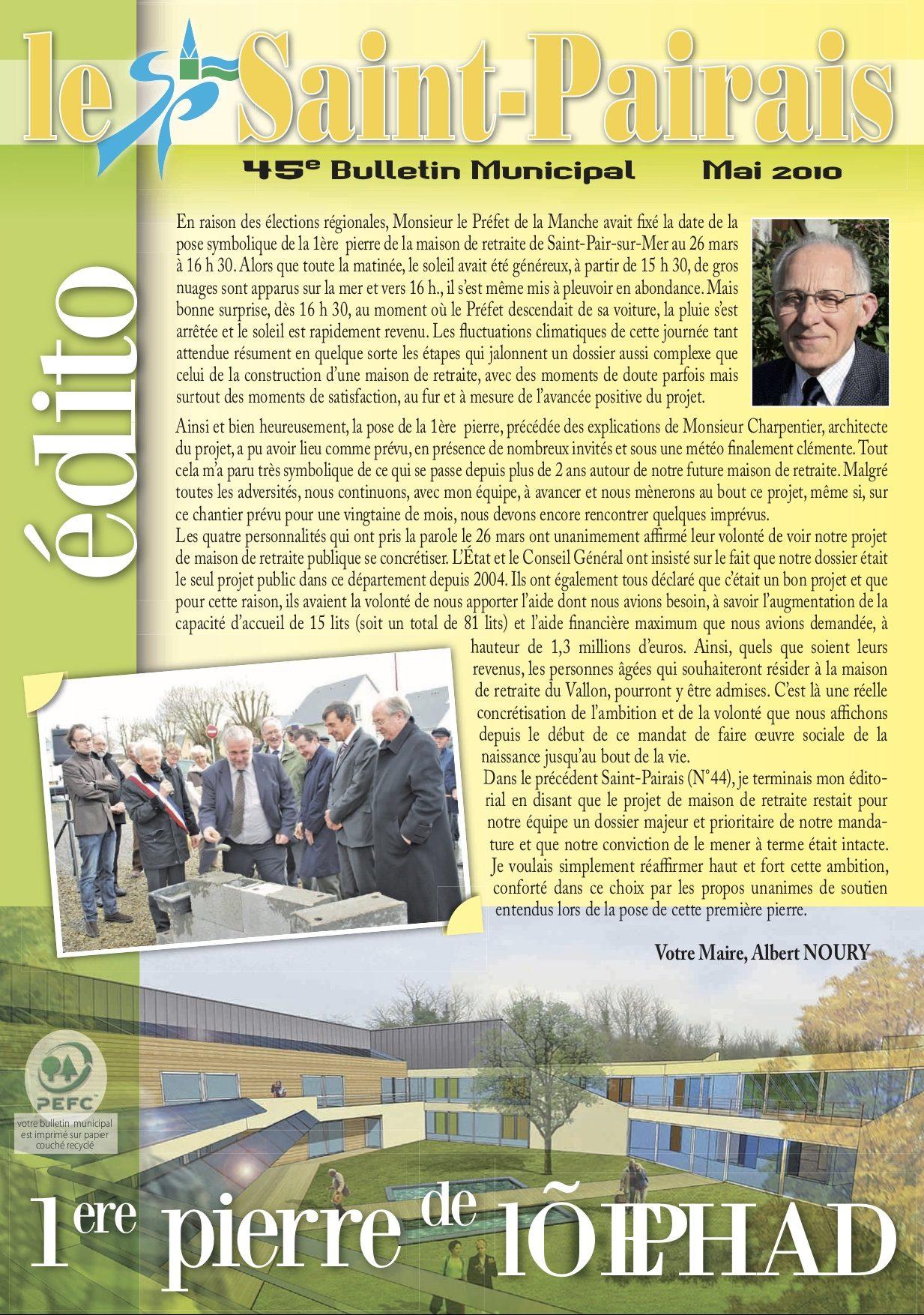 Saint Pairais n°45