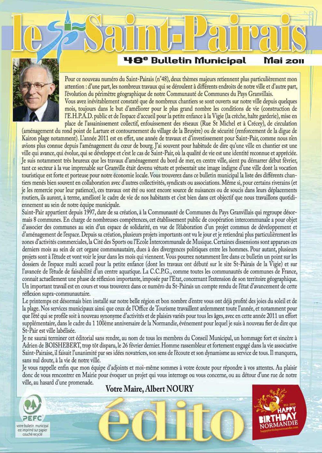 Saint Pairais n°48