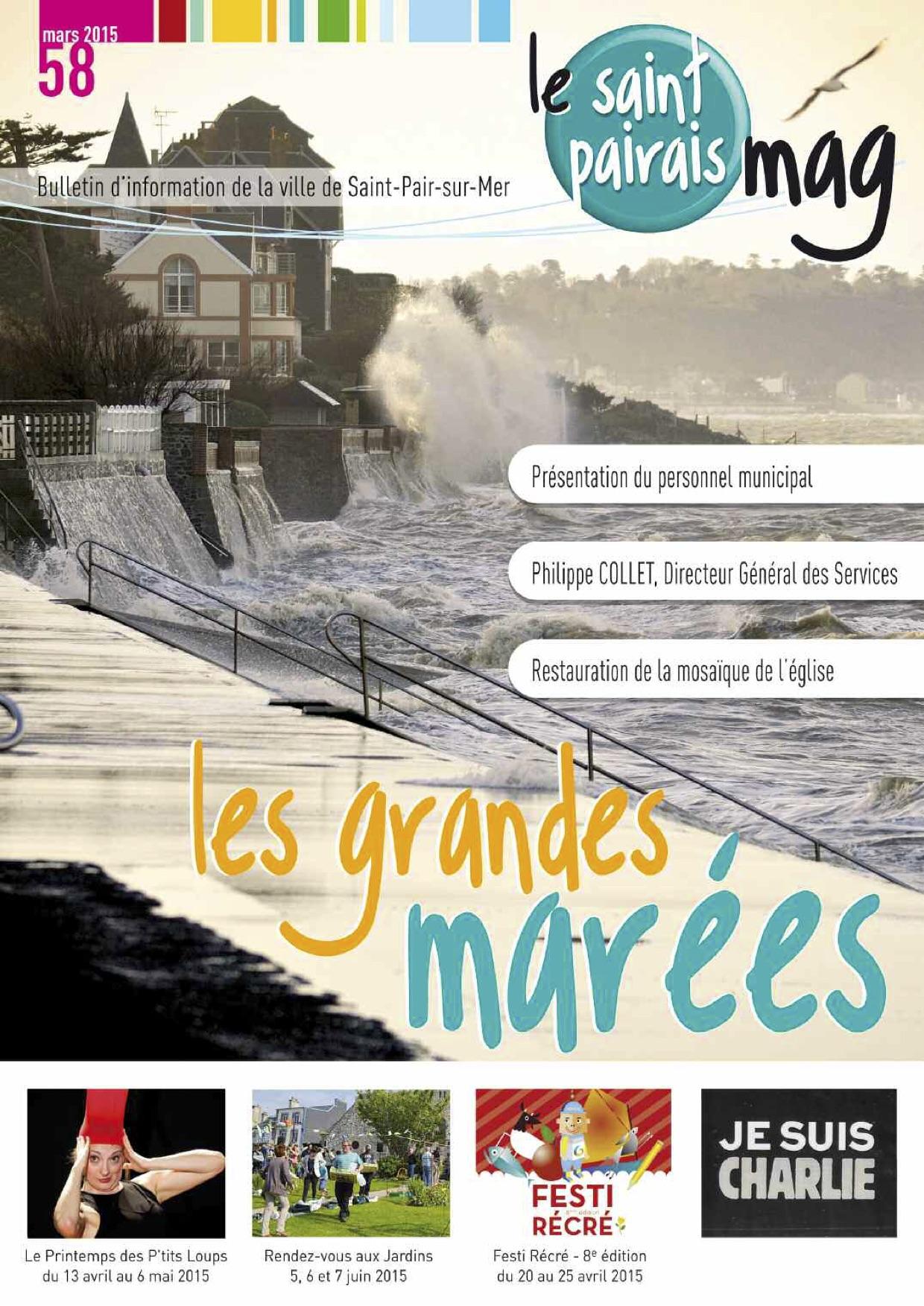 Saint Pairais Mag n°58