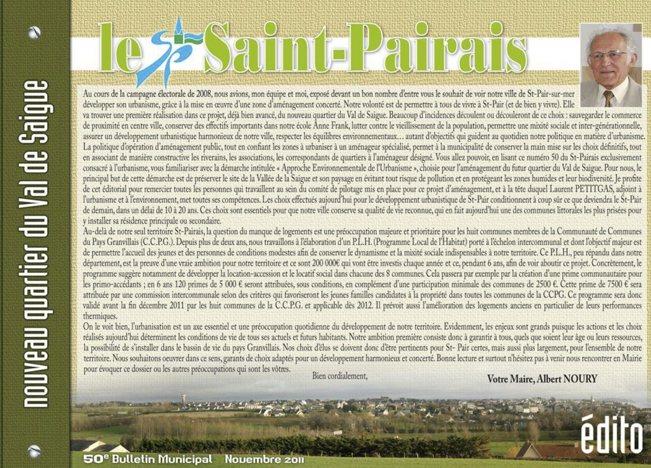 Saint Pairais n°50