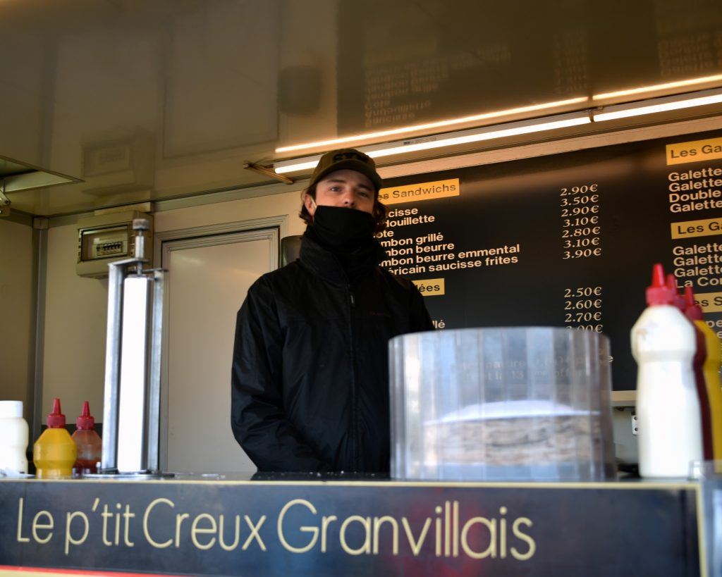 LE P_TIT CREUX GRANVILLAIS- BBQ