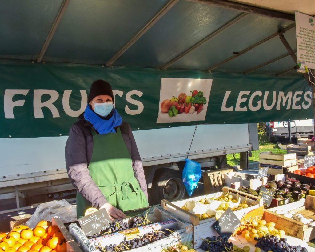 SYLVIE LEGRAND Fruits et légumes