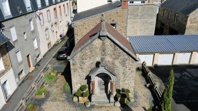 Oratoire saint-Gaud Saint-Pair-sur-Mer