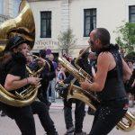"Fanfare ""MORTAL COMBO"" en déambulation le mardi 17 août 2021"