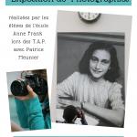 Exposition des photos réalisées par les enfants lors des ateliers périscolaires - Médiathèque